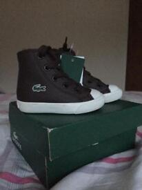 Baby Lacoste size 3