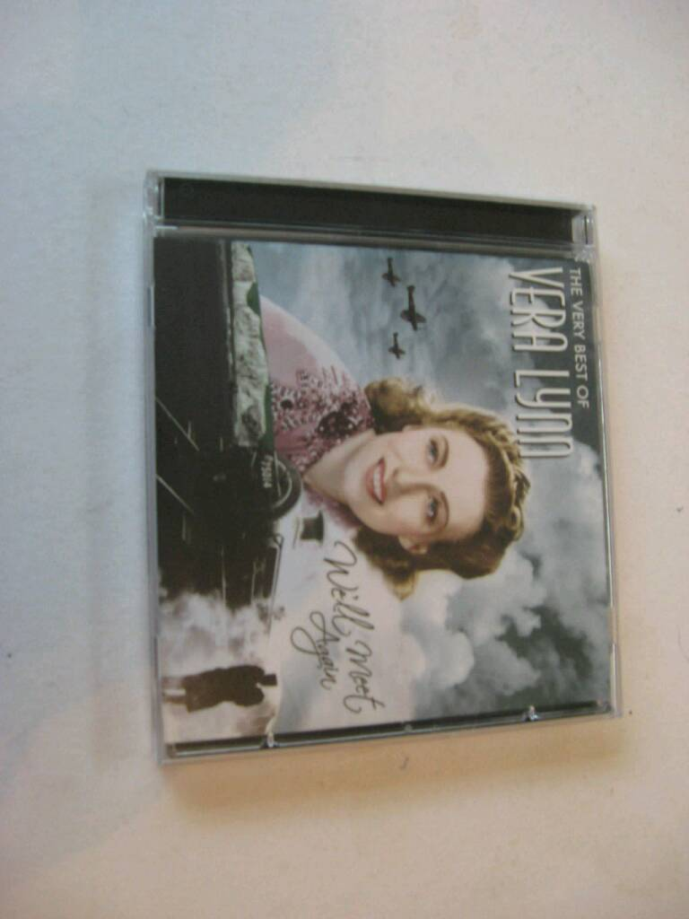 THE VERY BEST OF VERA LYNN 20 TRACK CD ***** £ 2 ****