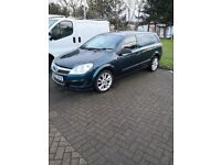 2007 Vauxhall Astra van 1.7cdti AC limited edition colour NO VAT