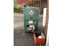 Firebird central heating Oil burner £40
