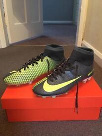 Nike CR7's football boots