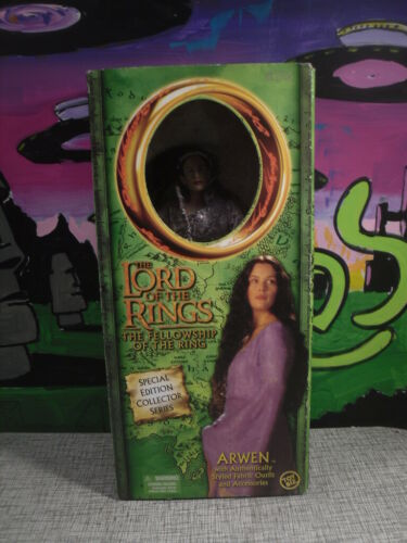 Fellowship of the Ring Arwen doll LOTR Special Edition Collector Series 2011