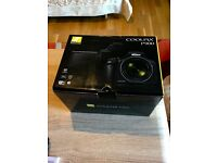 NEW NIKON P900 MEGA ZOOM CAMERA WITH LOADS OF EXTRAS ...£460