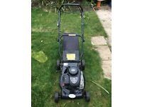 Briggs and Stratton Petrol Lawnmower + Accessories