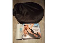 LUMINESS AIRBRUSH TANNING SYSTEM + SPRAY TENT EXCELLENT CONDITION