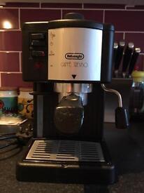 De Longhi caffe Treviso expresso and cappuccino machine