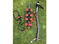 MaxxRaxx Cycle Carrier System for up to 4 Bikes