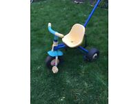 Kids young child baby tricycle