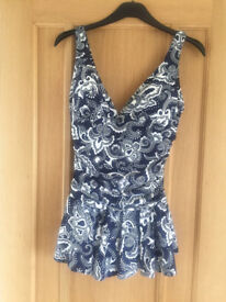 Ladies M&S swimming costume