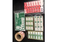 1,000s of new PAT tester test labels, stickers and tags