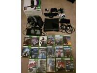 Xbox 360 plus extras