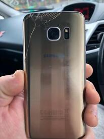 Galaxy s7 spares or repairs