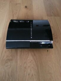 PS3 (Sony PlayStation 3) - 60 GB - (CHECHC03) Console Only - Good working condition