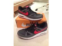 MENS NIKE AIR MAX TRAINERS, **EXCELLENT CONDITION**, SIZE 10