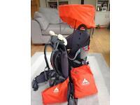 Vaude Jolly Comfort 1 backpack