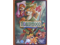Disney's Robin Hood Special Edition DVD