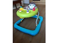 Bright Stars baby Walker. Very good condition. Used few times.