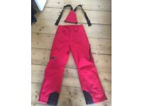 Ski trouser size age 14 (165cm)