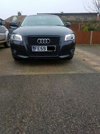 Very high spec DRL headlights heated seats etc