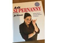 Supernanny Book - immaculate condition!