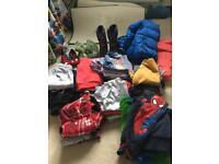 Boys clothes mixed bag, age 3-4