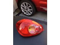 2005 - 2009 Toyota Aygo Right (Driver) Taillight - Tail Rear Light