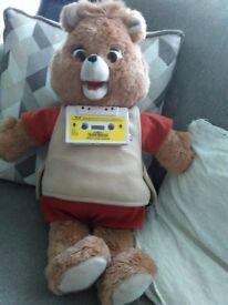 Teddy Ruxpin fab condition