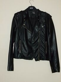 Size 8/10/12/14 Jeans, shorts, skirts, dresses - Leather jacket £8, other items £5 ono