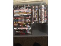 Dvd s various gud titles 75 titles...