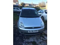 Ford Fiesta - good working order