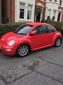 Volkswagen Beetle for sale or swap