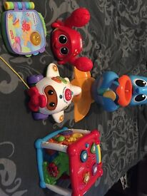 6 month+ toy bundle