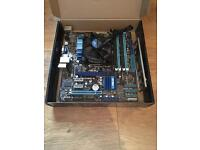 Motherboard / MOBO and i5 CPU £60 ONO