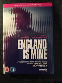 England is Mine DVD Cert 15
