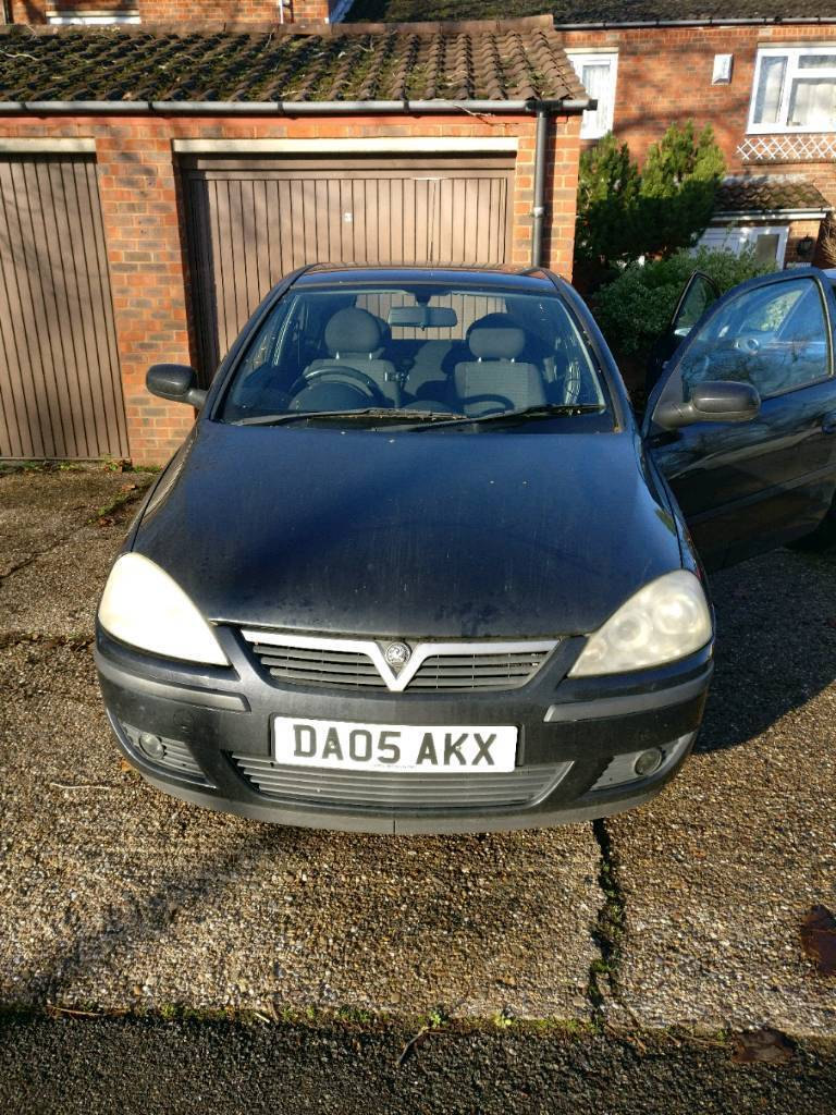 Vauxhall Corsa sxi 1 2 2005 fully running with misfire (spares and repair)  | in Milton Keynes, Buckinghamshire | Gumtree