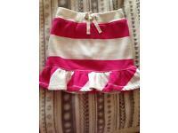 Ralph Lauren skirt shorts age 6 pink
