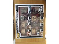 Star Wars Rogue One Funko Pop 8 pack LIMITED EDITION RARE