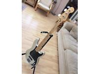 Fender Mexican Deluxe Precision Bass 2011