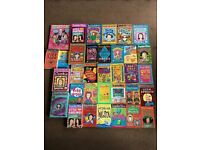 Large Collection Of 34 (CHEAP ) Jacqueline Wilson Books
