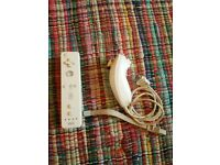 Nintendo Wii including games and retro controllers