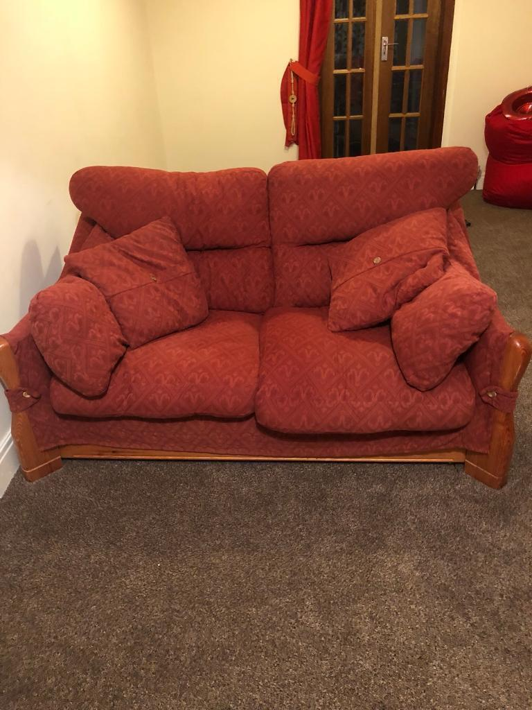 Two Free Second Hand Sofas To Collect