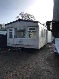 Static Caravan for sale off site / Mobile Home