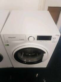 Hotpoint 10kg washing machine with warranty and fast delivery
