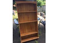 Bookcase/Shelving unit for immediate sale