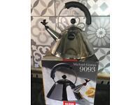 Alessi kettle BNIB Rrp £100