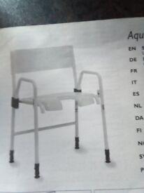 Aquatec Galaxy Folding Shower Chair.