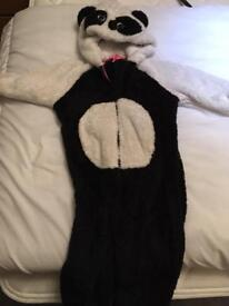 Next girls panda onesie