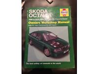 Skoda Octavia Haynes Owners Workshop Manual 1998-2004 Petrol & Diesel