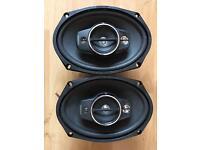 600w kenwood speakers