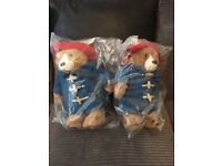 BRAND NEW M&S PADDINGTON BEAR TEDDYS
